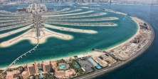 Dubai's Artificial Island