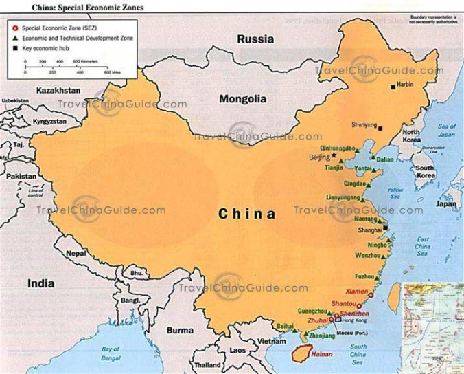 China and its Neighbors