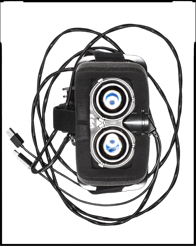 Oculus Rift Eye Port