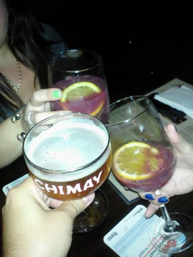 Latin House - 2 Sangria's and a Chimay