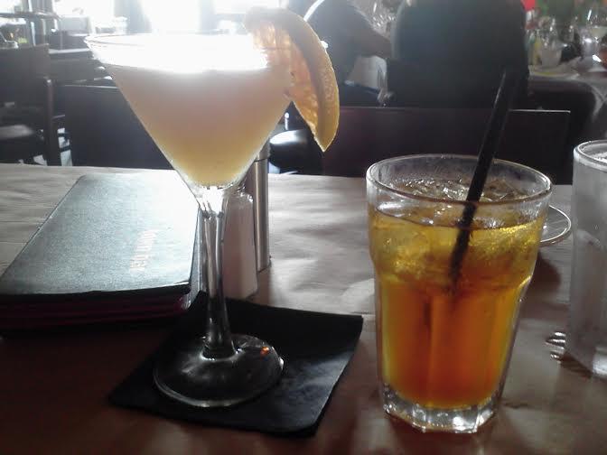 Town - Bellini Proper, Bourbon Tea
